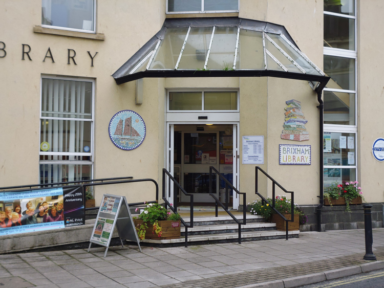 Brixham Library