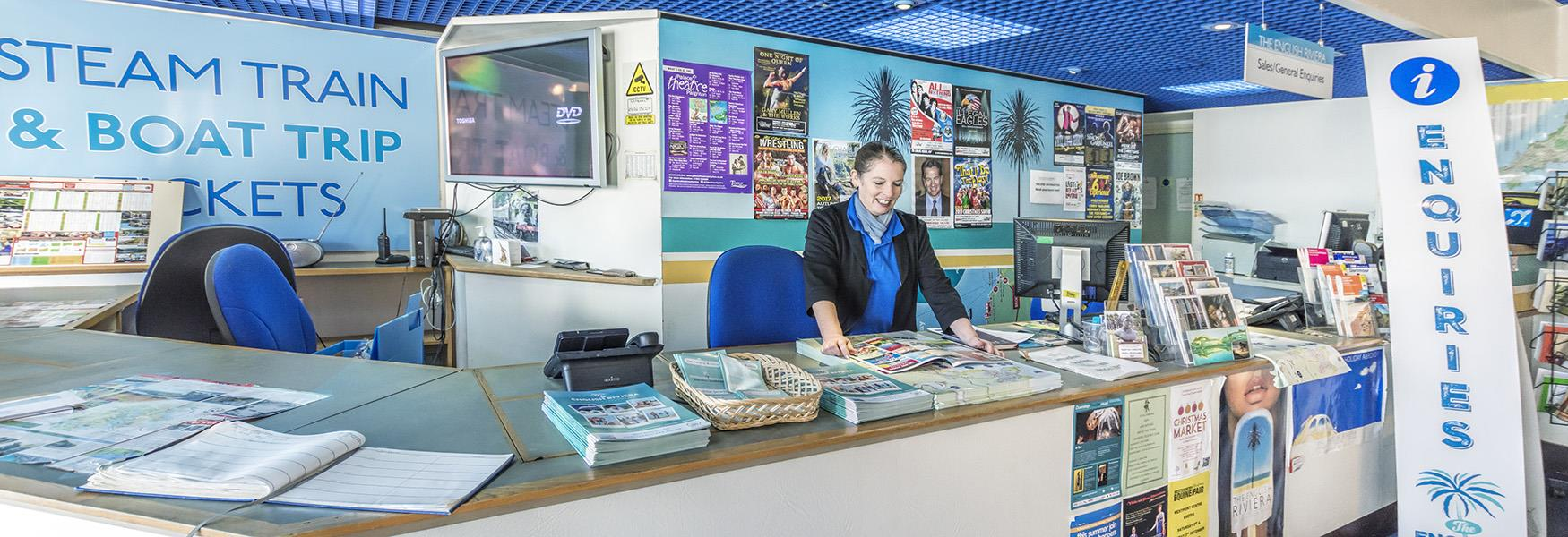 English Riviera Visitor Information Centre