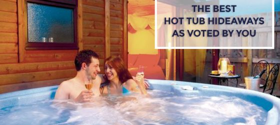 Hottub Hideaways - UK Lodges & Cabins with Hot Tubs