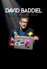 DAVID BADDIEL Trolls: Not The Dolls.