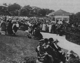 Band Stand 1920 Photo